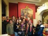 Alumnes de català de Ripollet acaben l'any amb diverses activitats culturals