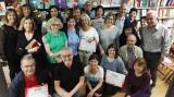 Festa de cloenda de la 26a i 27a edicions del Voluntariat per la llengua de Viladecans