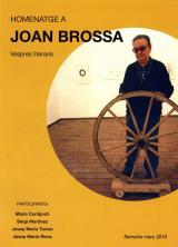 L'escriptor i editor Josep M. Riera parla de Joan Brossa