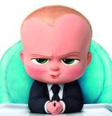 """Projecció de la pel•lícula  """"El nadó en cap"""