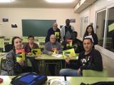 Presentació noves parelles lingüístiques al CFA de les Franqueses