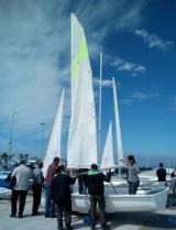 Taller nàutic i sortida a navegar, a càrrec de membres del GEN