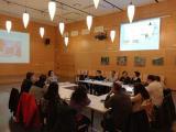 El CPNL participa en una reunió de treball dels Jocs Mediterranis
