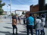 Alumnes dels cursos bàsic2 i bàsic 3 visiten el Mercat Municipal de Manlleu