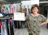 Modes Inma i La sabata contenta també s'adhereixen al Voluntariat a Montornès del Vallès