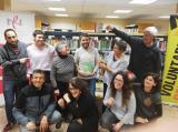 Trobada amb l'escriptor i dinamitzador lingüístic David Vila i Ros a Montornès del Vallès