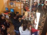 El SLC de Palau participa al racó dels desitjos compartits de la Biblioteca de Can Cortès