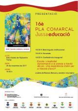 Presentació 16è Pla JussàEducació