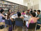 Club de Lectura Fàcil de Tortosa: tertúlia sobre el llibre 'Romeo i Julieta'