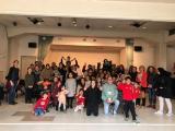 Els participants de les tertúlies del VxL amb la llengua i la cultura