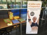 L'Esportiu de Llinars, nou punt d'inscripció del Voluntariat per la llengua
