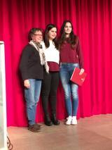 Acte de lliurament del VI Premi Font de Santa Caterina de Microcontes de Montornès