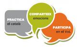 Inici d'un taller de conversa a l'escola Anicet de Pagès de Figueres