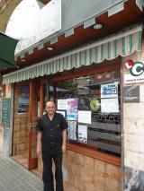 El Bar Moka, primer punt de trobada de VxL a Badalona