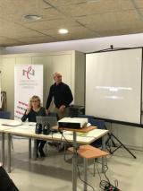 Presentem les biografies lingüístiques a la IX Jornada de Llengua i Migració d'Igualada