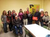Aprenents i voluntaris sabadellencs juguen en català!