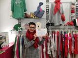 Les botigues de moda i calçat K de Kilo de Montornès amb el Voluntariat