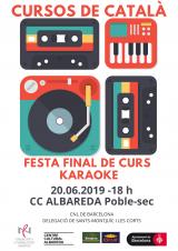 Festa de final de curs de la Delegació de Sants-Montjuïc i les Corts