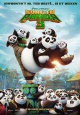 Kung Fu Panda 3 al XX Cicle de cinema infantil en català de Castelldefels (CINC)