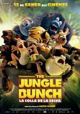'The Jungle Bunch. La colla de la selva' s'estrena en català als Full HD de Cornellà