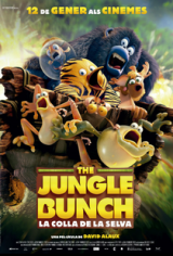 'The Jungle Bunch. La colla de la Selva' s'estrena divendres en català