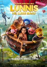 Estrena del film 'La gran aventura dels Lunnis i el llibre màgic'