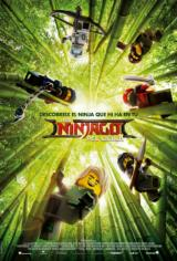 Projecció del film 'La Lego Ninjago pel·lícula' doblat al català a OCine de Roquetes