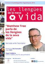 Parlem amb Matthew Tree de les llengües de la seva vida