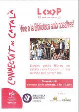 Club de lectura a la Biblioteca Municipal de l'Arboç