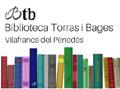 Alumnes del B2 de Vilafranca visiten la Biblioteca Torras i Bages
