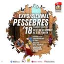 El VxL i els alumnes de Vilanova i la Geltrú visiten l'exposició de la 17a Biennal del Pessebre Català