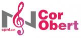 La coral del CNL Montserrat Cor Obert canta per Sant Jordi