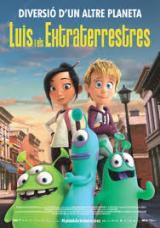 Cinema infantil en català a Cerdanyola: <em>Luis i els extraterrestres</em>