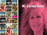 Autors a les Aules amb M. Carme Roca