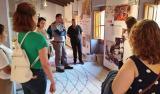 Alumnes de nivell bàsic de Ripollet visiten el Molí d'en Rata