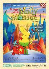 Cinema familiar en català a Sant Cugat: <em>El regal de la Molly Monstre</em>