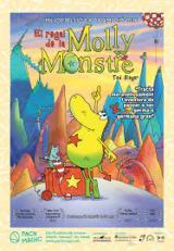 Cicle de cine 'Anima't en família' a Sant Cugat: <em>El regal de la Molly Monstre</em>