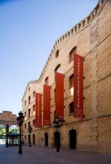 Visita al Museu d'Història de Catalunya dels alumnes de Badia