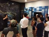 Alumnes de nivell bàsic visiten el Museu de Montcada