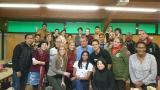 Els alumnes del Bàsic 1 de Platja d'Aro celebren el Nadal
