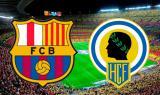 Alumnes de Badia van al Camp Nou