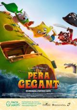 'La increïble història de la pera gegant' a Cardedeu - cinema infantil en català