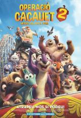 Cinema infantil en català a Montcada i Reixac: <em>Operació Cacauet 2. Missió: salvar el parc</em>