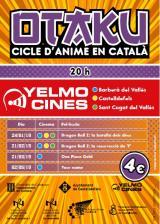 Dragon Ball Z: la resurrecció de F, la pel·lícula del mes de febrer d'Otaku. Cicle d'anime en català a Castelldefels
