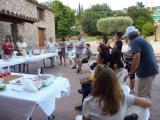 Cloenda dels cursos de català i del Voluntariat per la llengua de Palau-solità i Plegamans