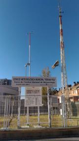 Visita a l'estació meteorològica 'Ferran Pou' de Figueres