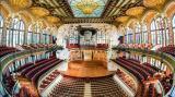 Visita al Palau de la Música Catalana
