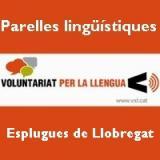 Acte de presentació de parelles lingüístiques del programa Voluntariat per la llengua a Esplugues de Llobregat
