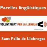Acte de presentació de parelles lingüístiques del programa Voluntariat per la llengua a Sant Feliu de Llobregat