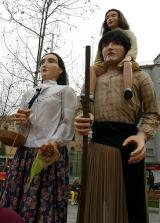 XX Festa dels Passadors a Sant Adrià de Besòs